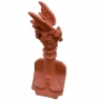 Ball top dragon roof finial