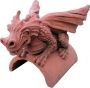 Dragon ridge tile finial