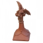 Block end ridgeback ridge finial