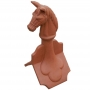 Victorian horse head roof finial