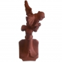Gable gargoyle roof finial