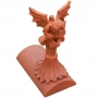 Gargoyle segmental stop end finial