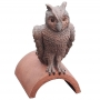 Owl special roof finial
