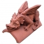 Finial dragon