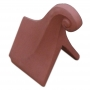 Small swan neck finial