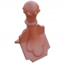 Victorian old style ball finial