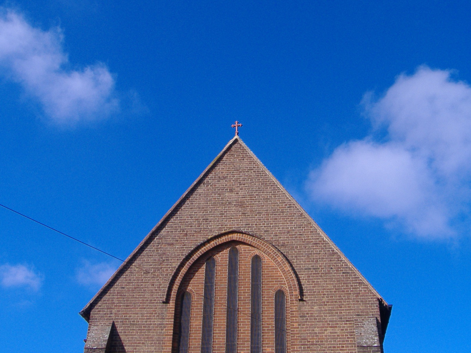 Church Roof Finials And Stylish Ridge Tiles For Roofs