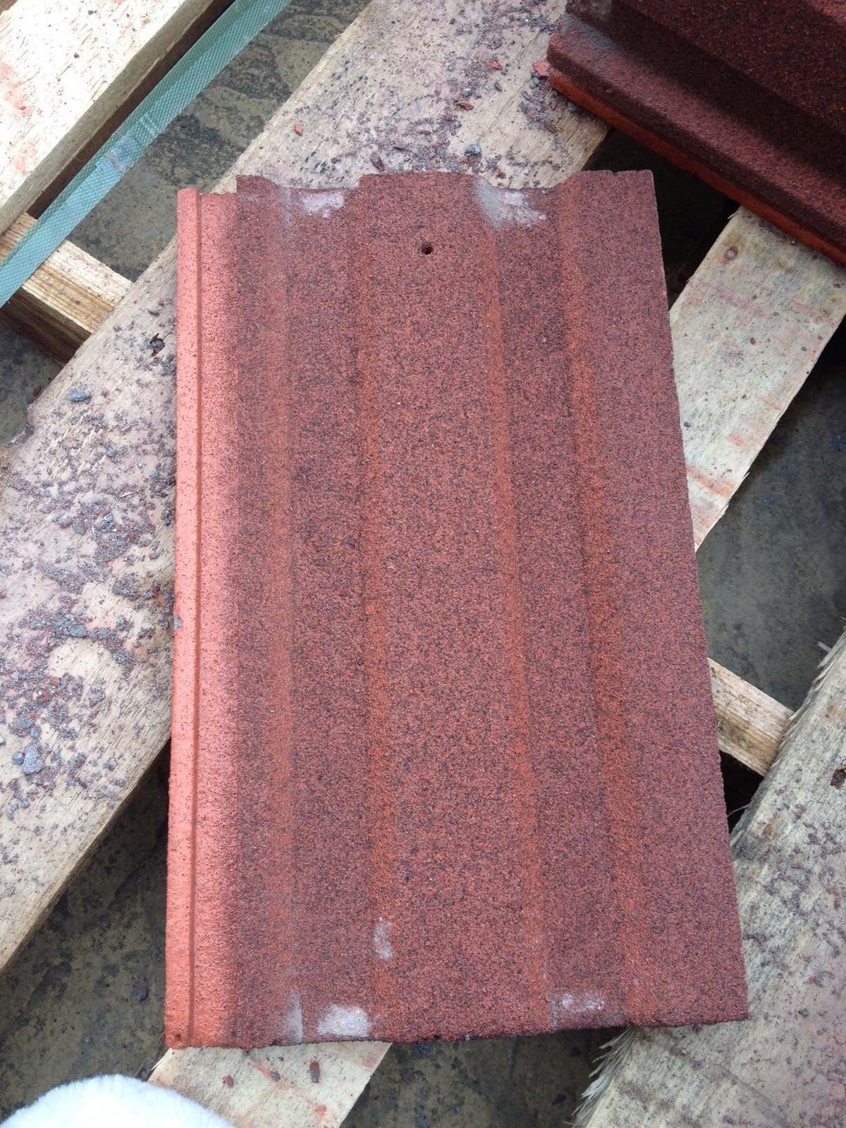 Marley Ludlow Major Tile Finial Colour Matching